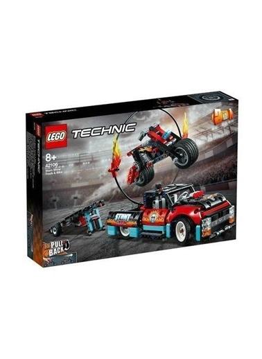 Lego  Technic Truck and Bike 42106 Renkli